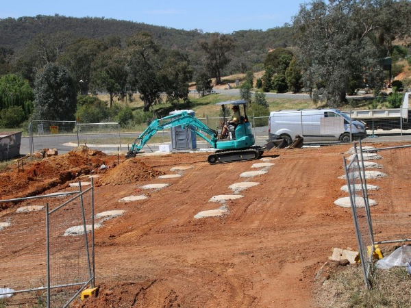 Work starts on education centre  | AlburyCity