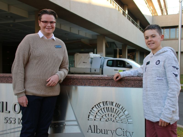 New leaders for Albury's youth | AlburyCity