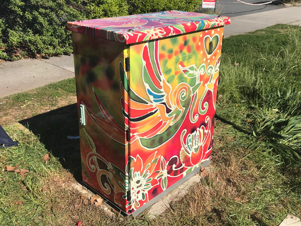 Creative NBN Boxes | AlburyCity