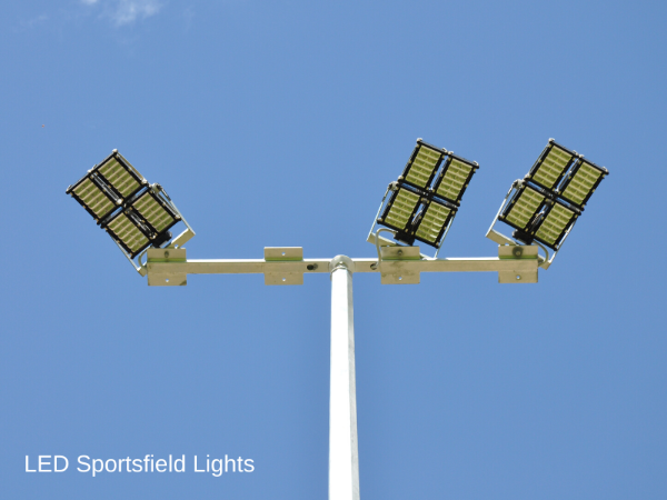 Glen Park Sportsfield Lighting Upgrade | AlburyCity