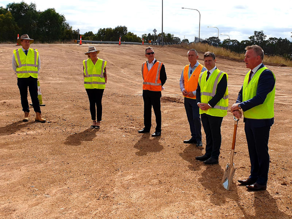 New ramps to unlock Albury's industrial potential | AlburyCity