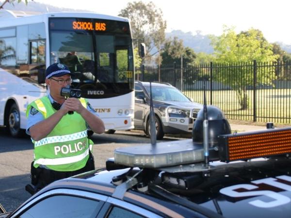 Dangerous drivers targeted in school zones | AlburyCity