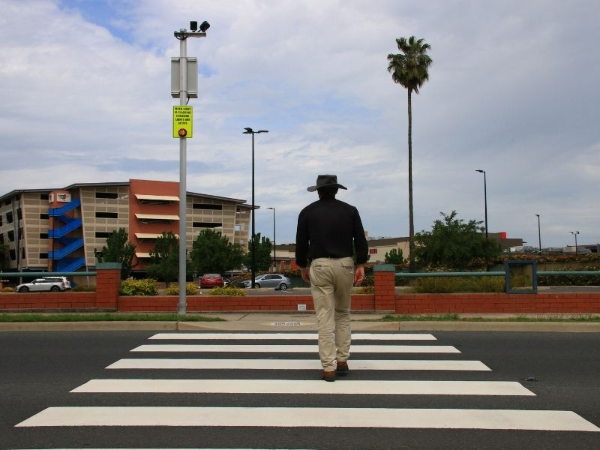 New technology improves crossing safety | AlburyCity