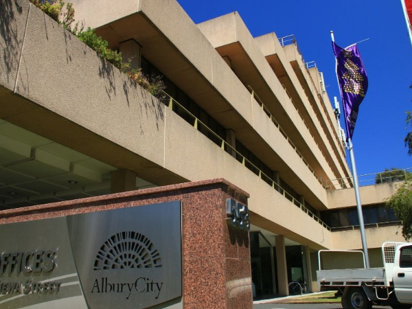 Council presents draft budget | AlburyCity